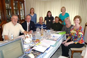 21st March 2010 Executive Meeting