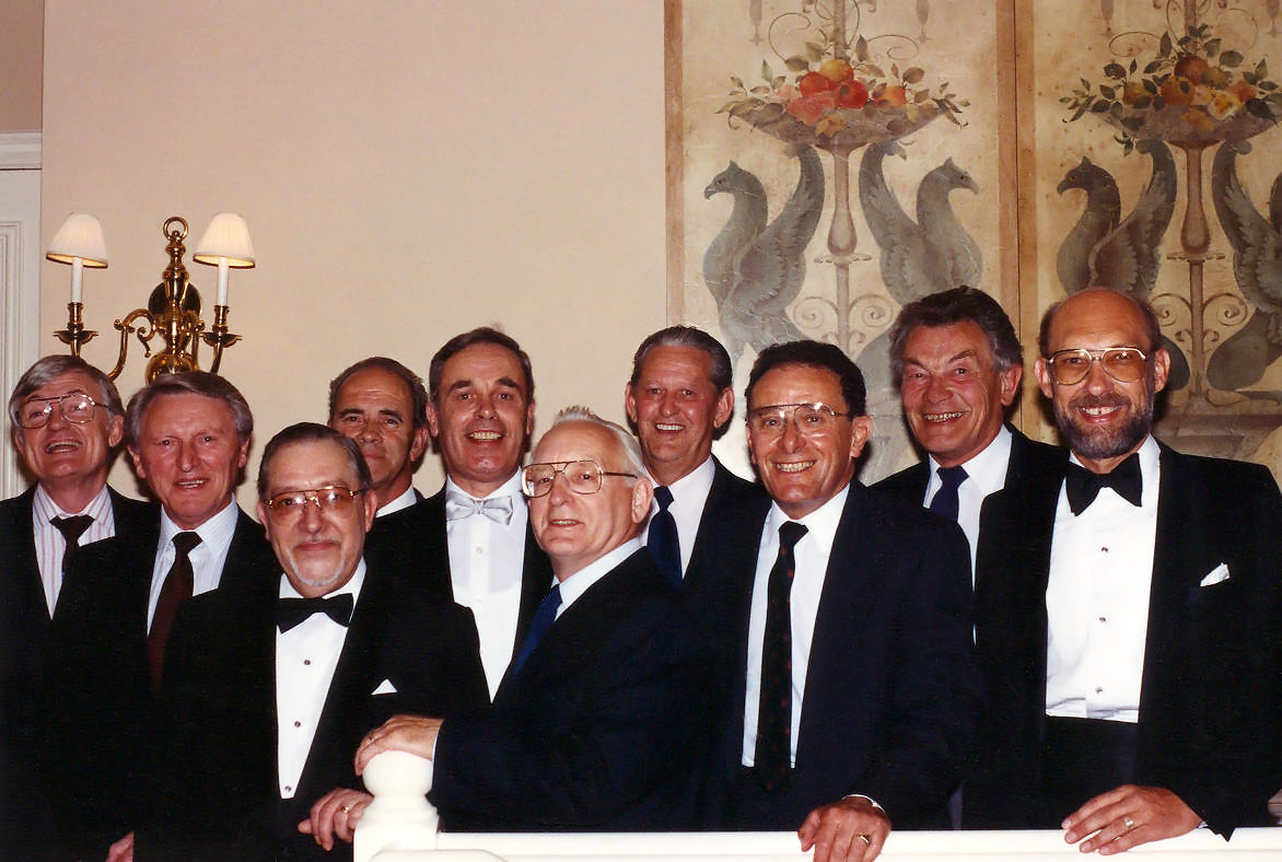 1989 Board of Directors Dutch Network