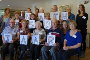 3rd October 2015, N.A.J.M.'s 50th AGM