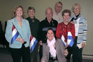 20 October 2007 AGM: 7 of the 10 Directors