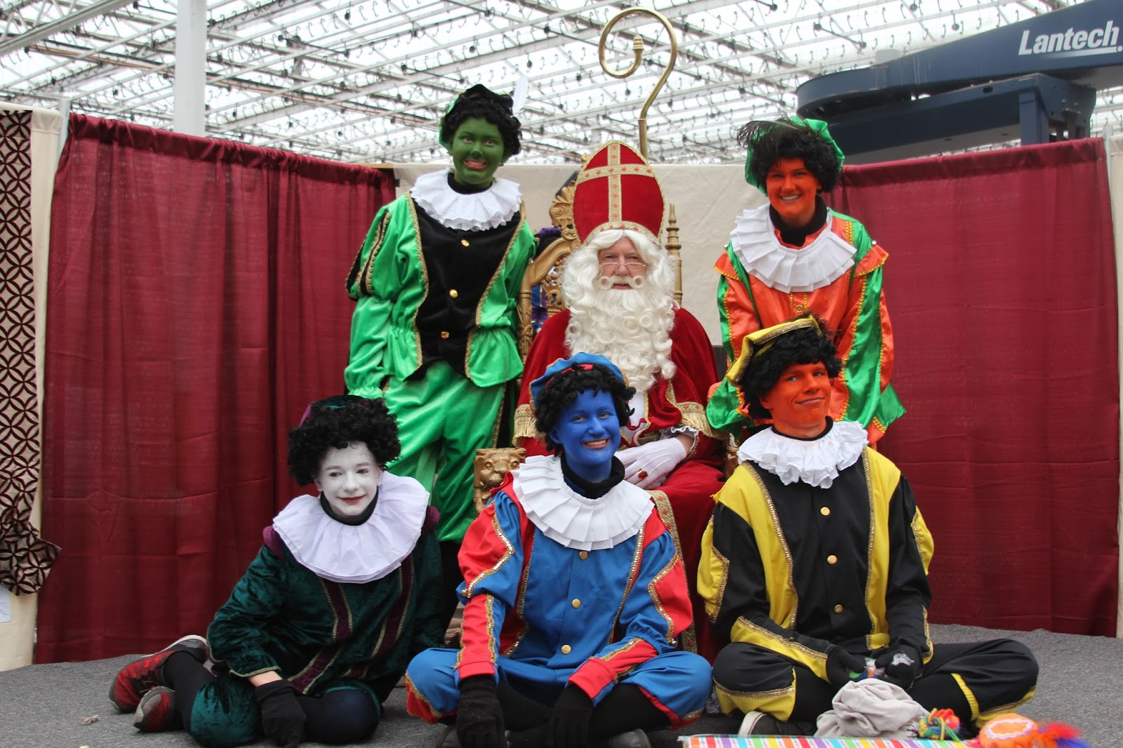 Sinterklaas In Bc Dutch Network Greater Vancouver