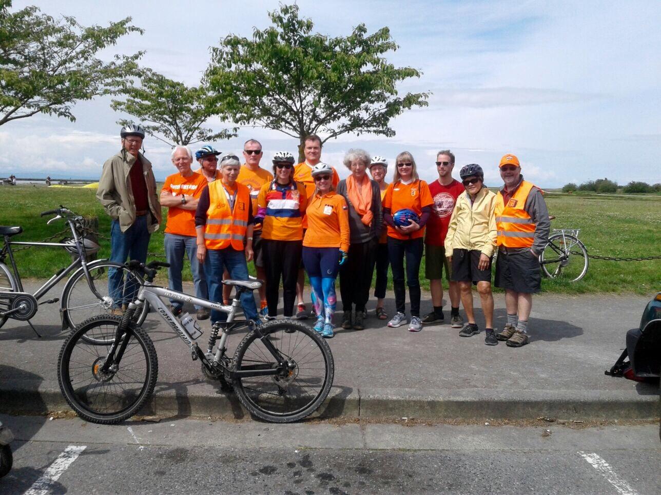 Dutch Bike Ride Richmond