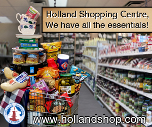 Holland Shopping Centre