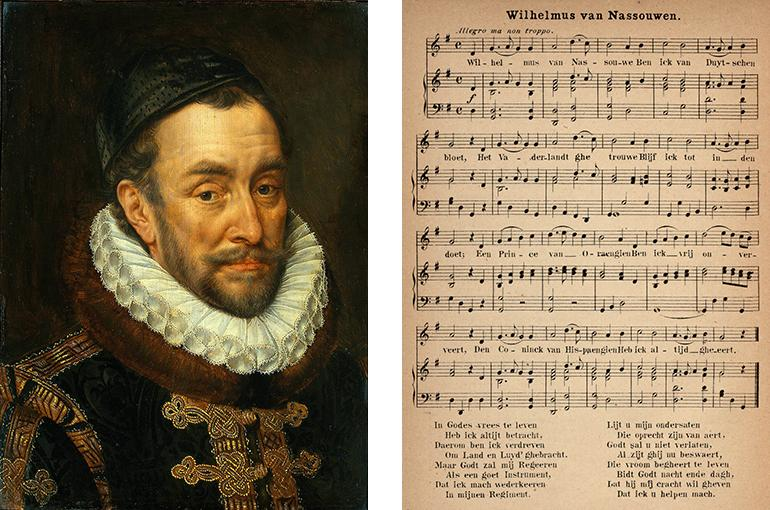 Origin of Dutch national anthem remains subject of research