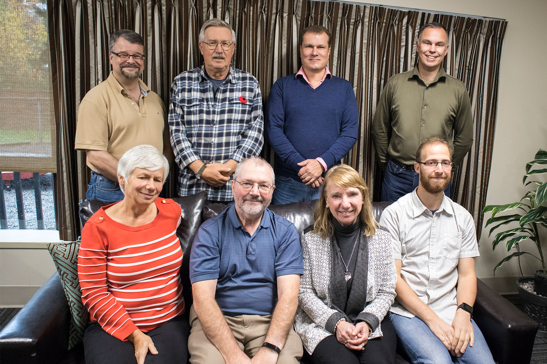 Board Members Dutch Network 2018-2019