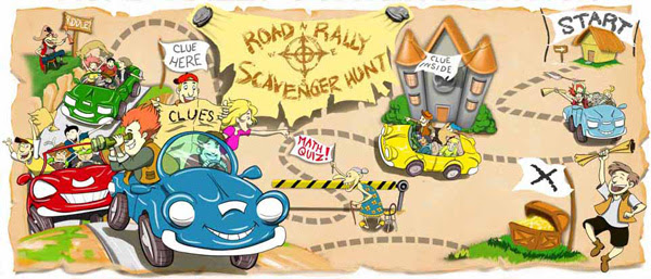 Dutch car rally