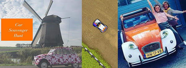 Dutch Network Magical Mystery Scavenger Hunt