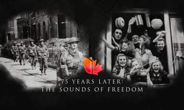 New documentary celebrates Canadian role in the liberation of the Netherlands