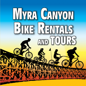 Myra Canyon Bike Rentals and Tours